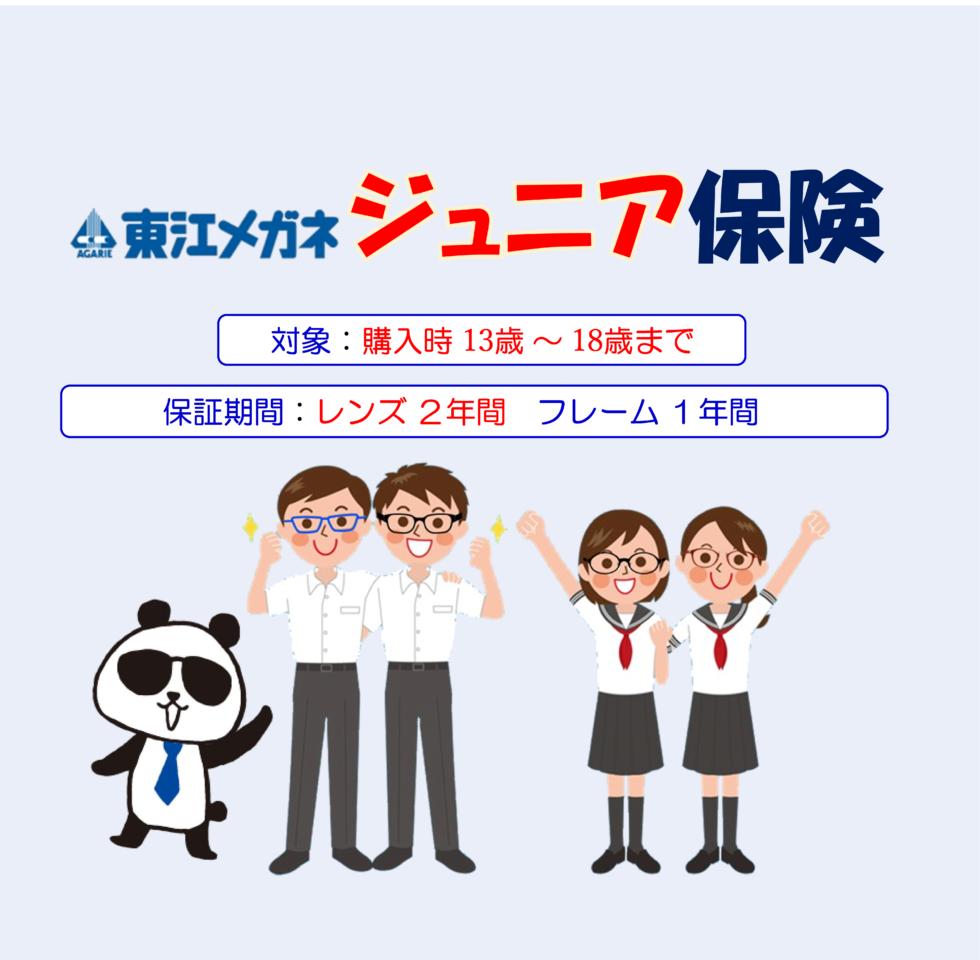 東江ジュニア保険